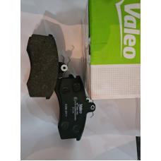 Гальмівні колодки FERODO для автомобілів ВАЗ 2108-2170