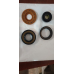 DA 9001 kit Ремкомплект рульової рейки DAEWOO Espero 1991-1999, DAEWOO Lanos 1999, DAEWOO Nexia 1995, OPEL As