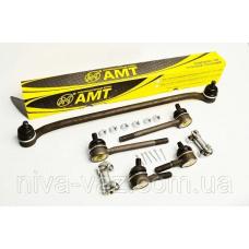 Рульова трапеція АМТ, комплект рульових тяг АМТ для автомобілів ВАЗ 2101-2107, НИВА