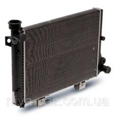 Радиатор водяного охлаждения ВАЗ 2104-2105-2107 (TEMPEST)