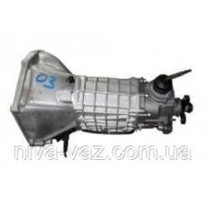 Коробка перемикання передач ВАЗ 2101- 2107 5-ступінчаста (виробництво АвтоВАЗ)