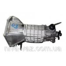 Коробка перемикання передач 2121-21214 5-ступінчаста (виробництво АвтоВАЗ)