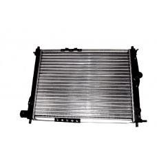 Радиатор охлаждения Ланос с кондиционером