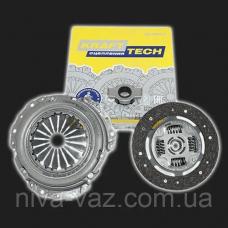 Зчеплення 1118, 2170 (200 мм, 10-й кошик) (Kraft) комплект