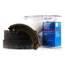 Колодка тормозная ВАЗ-2108-15,1118 задняя (ВИС) (4 шт.)