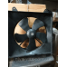 Вентилятор радиатора основной Лачетти Такума Onnuri (с диффузором) 96553364