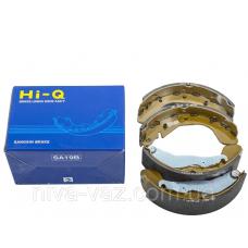 Задние тормозные колодки Lanos Hi-Q SA055-NEW