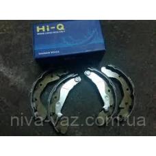 Задні гальмівні колодки Авео HI Q