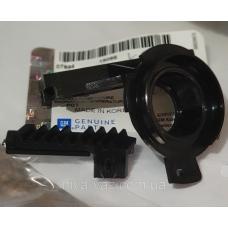 Втулка блоку управління грубки Ланос (регулятора температури) (виробництво GM)