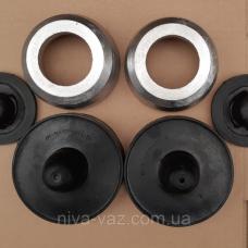 Проставки Опель Зафіра А Opel Zafira A для збільшення кліренсу комплект зад і перед