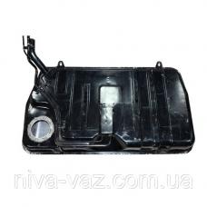 Бак паливний, бензобак ВАЗ 2123 Нива Шевроле інжекторний без електробензонасоса