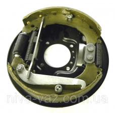 Опорний диск задніх гальмівних колодок 2101-07 в зборі АвтоВАЗ Лада ОАТ