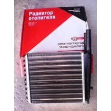 """Радіатор опалювача (нового зразка) ВАЗ 2110, 2111, 2112, 2170, 2171, 2172 """"Пріора"""" ДААЗ"""
