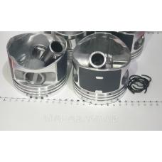 Поршень цилиндра ВАЗ 2101,2103d=76,4 группа DP1,Мотор Комплект (NanofriKS), поршневой палец (МД Кострома)
