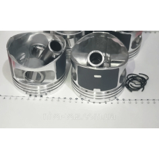 Поршень цилиндра ВАЗ 2101,2103d=76,8 группа B,Мотор Комплект (NanofriKS), поршневой палец (МД Кострома)