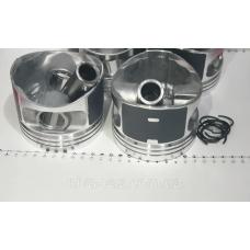 Поршень цилиндра ВАЗ 2110,21111 d=82,8 группа А Мотор Комплект (NanofriKS), поршневой палец (МД Кострома)