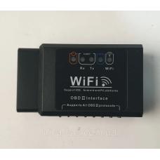 OBD с функцией WI FI поддерживает системы :Android,IOS,Windows