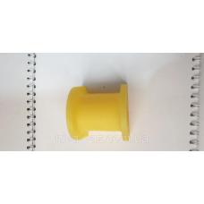 Втулка стабилизатора переднего гладкая(старого образца) Ланос Сенс Sens Lanos полиуретановый