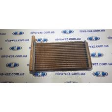 Радиатор отопителя, радиатор печки ВАЗ 2108-21099 медный
