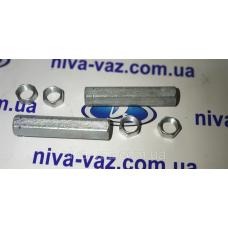 Скручування зганяння рульових тяг шестигранні ВАЗ 2101-2107,2121-2123 100 мм