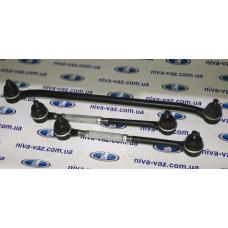 Комплект посиленою рульової трапеції ВАЗ-2101-2107 з кріпленням і сгонке шестигранними