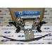 Комплект переднього гальмівного супорта для Нива 2121-2123 плавного гальмування на ниву РОСТЕХНО Росія