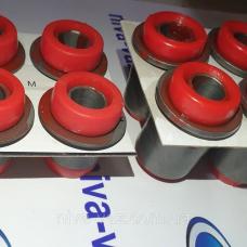 Сайлентблок важелів ВАЗ 2101-07 ПОЛІУРЕТАН (8шт) (виробництво CS-20 Росія)