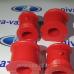 Втулка стабілізатора 2121-21214 (червоний поліуретан) CS-20