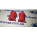 """Втулки стабілізатора """"CS-20"""" DRIVE ВАЗ 1117-1119,2170-2172 червоні, поліуретан (2 шт)"""